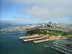 san francisco bay area arial photos - Google Search