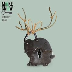 """""""Genghis Khan"""" by Miike Snow was added to my Rock This playlist on Spotify"""