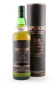 Laphroaig 23 Jahre Vintage 1991, 52%