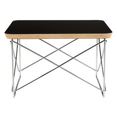Buy Vitra Eames LTR Occasional Side Table Online at johnlewis.com