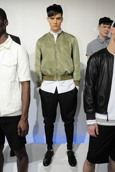 Public School Men's RTW Spring 2014 - Slideshow - Runway, Fashion Week, Reviews and Slideshows - WWD.com