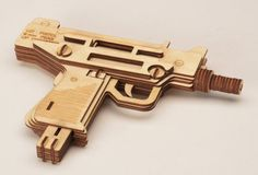 Adam Carolla wants your Dad to have this 3D, gun-shaped puzzle.