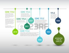 corporate history timeline design - Google Search