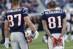 Gronk & Hernandez ~ An explosion of talent ready to happen