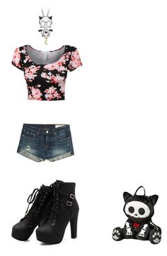 """""""Sassy"""" by a1-800-music on Polyvore featuring rag & bone and Belec"""