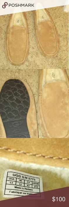 UGG house shoes Like new. Looking to trade for women's UGGs size UGG Shoes Loafers & Slip-Ons Ugg Shoes, Loafer Shoes, Loafers, Women's Uggs, Ugg Boots Sale, 9 And 10, Dance Shoes, Slip On, My Favorite Things