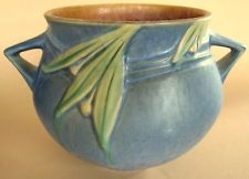 Roseville pottery made in Ohio