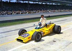 Joe Leonard 1971