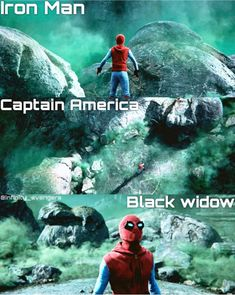 The rocks in Spider-man: Far From Home are broken statues of the fallen Avengers. - Marvel Universe The rocks in Spider-man: Far From Home are broken statues of the fallen Avengers Funny Marvel Memes, Dc Memes, Avengers Memes, Marvel Jokes, Meme Comics, Marvel Fan, Marvel Dc Comics, Marvel Heroes, Marvel Avengers