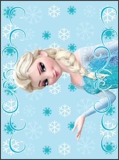 Wall Decor 2, Frozen, Party Decorations - Free Printable Ideas from Family Shoppingbag.com