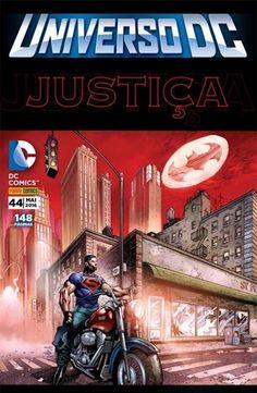 LIGA HQ - COMIC SHOP UNIVERSO DC (REBOOT) #44 PARA OS NOSSOS HERÓIS NÃO HÁ DISTÂNCIA!!!