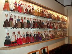 Latvian Traditional Costumes