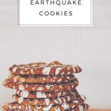Chocolate Earthquake Cookies Recipe