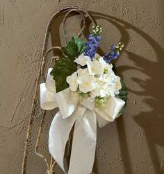how to make wedding pew bows