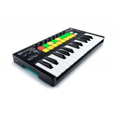 Novation Launchkey Mini (MK2) is available from Rimmers Music from May 2015.