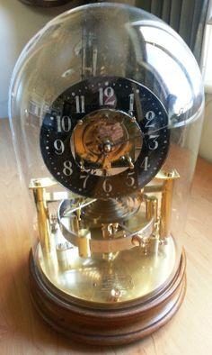 A Good Murday's Patent Electric Timepiece, by the Reason Mfg.Co.Ltd. Brighton... | eBay
