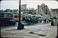 Warsaw, 1947, photo: Henry N. Cobb
