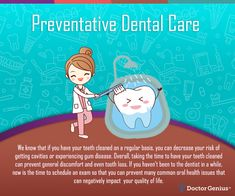 The facts paint a bleak picture for those that don't visit the dentist on a regular basis. However, the good news is that you can prevent cavities and tooth loss by simply scheduling preventative dental care appointments. To get started call our office at Preventive Dentistry, Dental Fillings, Dental Emergency, Dental Problems, Family Dentistry, Dental Surgery, Dental Services, Cosmetic Dentistry