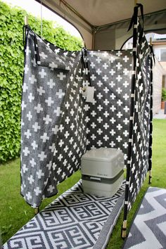 Je eigen wc-tent! - Caravanity | happy campers lifestyle