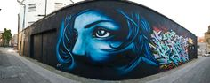 6 Street Art by Eoin 'The Sleeper' Location-Dublin-Ireland