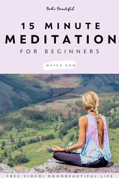 Meditation To Still The Mind – Boho Beautiful Meditation To Still The Mind – Boho Beautiful,Self Care [GUIDED MEDITATION] A Meditation to still the mind. This meditation is for beginners and all levels and. Free Guided Meditation, Meditation For Beginners, Meditation Techniques, Chakra Meditation, Yoga Poses For Beginners, Meditation Music, Mindfulness Meditation, Meditation Cushion, Meditation Benefits