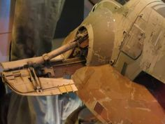 I was contacted recently by Evan Wharram regarding sharing his photos in our reference section for all to see! We will begin with his photos of the Slave One Studio Model! Thank you Evan! Star Wars Crafts, Star Wars Models, Sci Fi Models, Episode Iv, Star Wars Images, Original Trilogy, Star Wars Ships, Miniatures, Magic