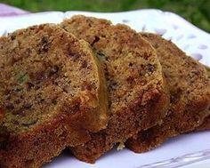 Butterscotch-Caramel Zucchini Bread