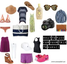 What To Pack For Hawaii