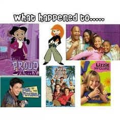 I miss the old Disney channel