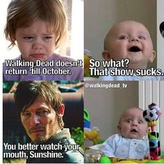 Walking Dead...Hahaha