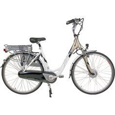 Elektrische fiets X-Tract TURBO 36Volt