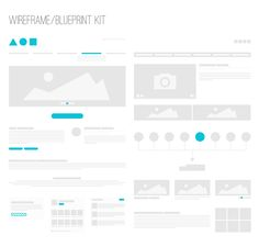 Free Wireframe UI Kit