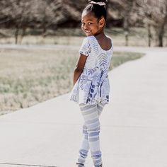 Talk about stunning! Who's grabbed this botanical top and striped leggings combo?! There's also a coordinating rainbow print... 3x the awesome! 🌿💙 #Regram via @www.instagram.com/p/CMIiNLDHLOX/ Toddler Outfits, Boy Outfits, Spring Girl, Rainbow Print, Striped Leggings, Kids Fashion, Boys, Cute, Clothes