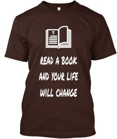 read a book and your life will change