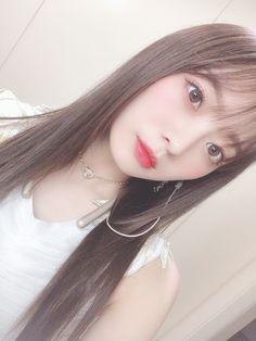 Ulzzang Girl, Asian Beauty, Cute Girls, Idol, Hoop Earrings, Japan, Lady, Models, Fashion