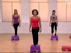 The Firm Body Sculpting System Cardio Sculpt The Firm Workout, Step Workout, Workout Ideas, Workout Videos For Women, Exercise Videos, Fitness Nutrition, Health And Nutrition, Workout Results, Personal Fitness