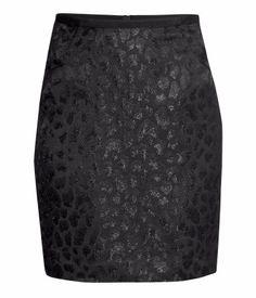 Product DetailJacquard-weave Skirt