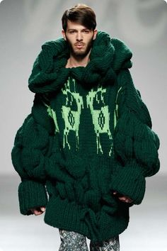 mercedes castro sweater