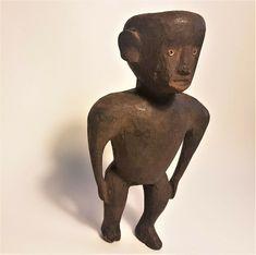Pare Ritual Figure - Northern Tanzania #PareCarver Tribal Art, African Art, Tanzania, Buddha, Lion Sculpture, Statue, Ebay, Collection, Sculptures