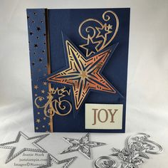 Shop Online for Stampin' Up! Products - Mary Fish, Stampin' Pretty WOW Picks from my Pals Stamping Community. Christmas Mom, Stampin Up Christmas, Christmas Cards To Make, Handmade Christmas, Christmas Stars, Christmas 2019, Holiday Cards, Christmas Ideas, Xmas