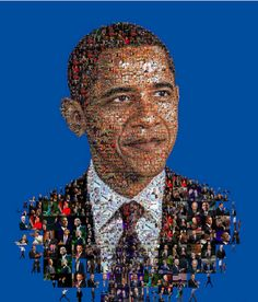PRESIDENT BARACK OBAMA Re-Elect President Obama President Obama portrait made for Huffington magazine and especially for the issue covering the DNC Convention in Charlotte, North Carolina by Design d'autore Black Presidents, Greatest Presidents, American Presidents, African American Art, American History, Obama Art, Obama Portrait, Barack Obama Family, Obama President