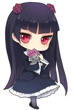Cute chibi art