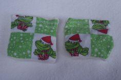 Rice Bag Handwarmers Microwave Set of 2 by DoodlebugsTreasures, $5.00