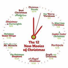 halmark christmas movies 2014 - Countdown To Christmas 2015
