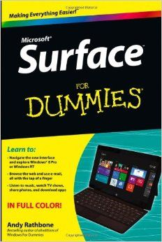Surface For Dummies PDF