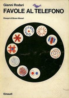 Cuentos por teléfono. Gianni rodari, illustrations Bruno Munari