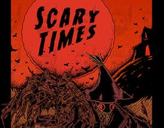 "Check out new work on my @Behance portfolio: ""Scary Times T-shirts, XYZ Pub"" http://be.net/gallery/43030165/Scary-Times-T-shirts-XYZ-Pub"