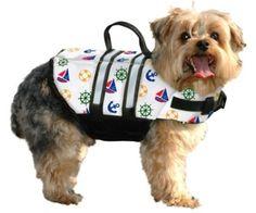 Paws Aboard Doggie Life Jacket