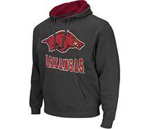 NCAA Arkansas Razorbacks Heather Grey Pullover Hoodie Men... https://www.amazon.com/dp/B01H5Q6SUM/ref=cm_sw_r_pi_dp_fEXyxbAH3V0RK