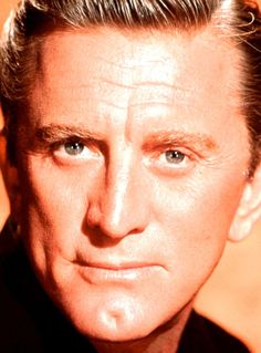 Kirk Douglas great actor, great films. The way West, Spartacus( his own favourite) and many more.